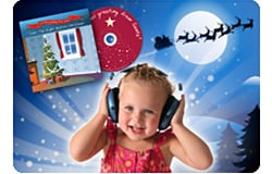 Personal Greeting from Santa Claus Audio CD