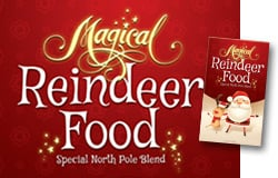 Genuine Reindeer Food in Packet