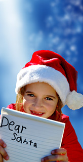 Send A Letter To Your Child From Santa