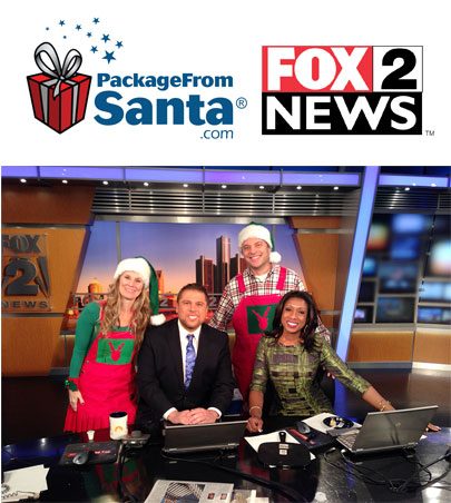Package From Santa on Fox 2